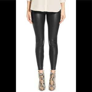 Lysse M high waist faux leather leggings